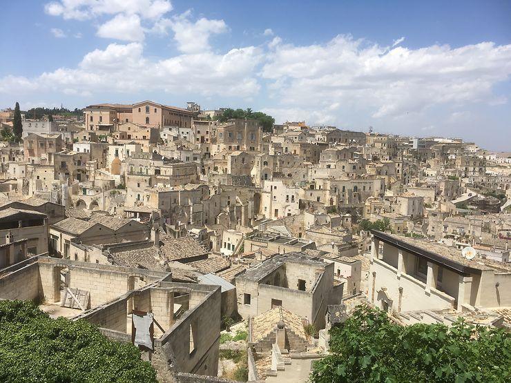 Matera, Basilicate, Italie