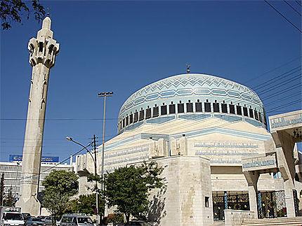 Mosquée du roi Abdallah I
