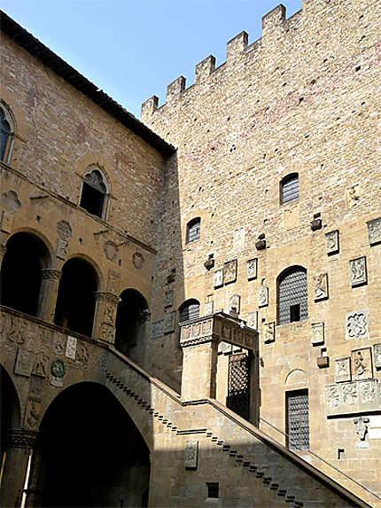 Cour du Bargello