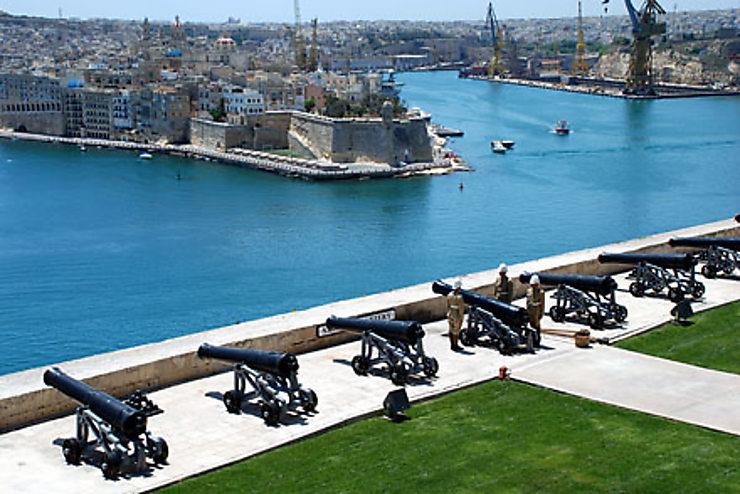 Quiz maltais, le passé présent