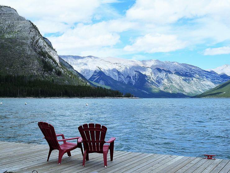 L'Ouest canadien à pleins poumons: épisode 1, les Rocheuses et la chaîne Alberta