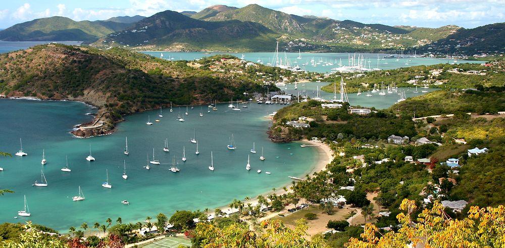 Dans les Caraïbes, d'îles en îles... souvenirs