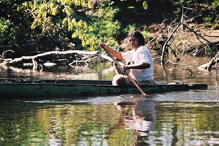 En Amazonie, au fil de l'eau