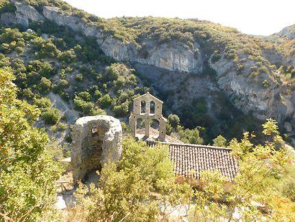 Chapelle de rochecolombe