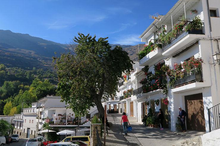 Les Alpujarras : des villages, là-haut sur la montagne…