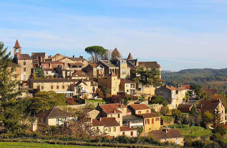 Belvès : le village aux sept clochers