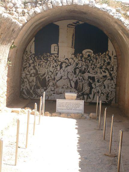 Arkadi Monument européen de la Liberté
