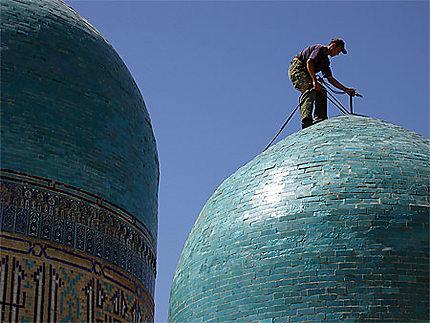 Nécropole de Shah i Zinda