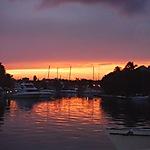 Coucher de soleil Marina Puerto Aventuras