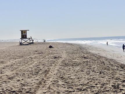 Plage de Long Beach