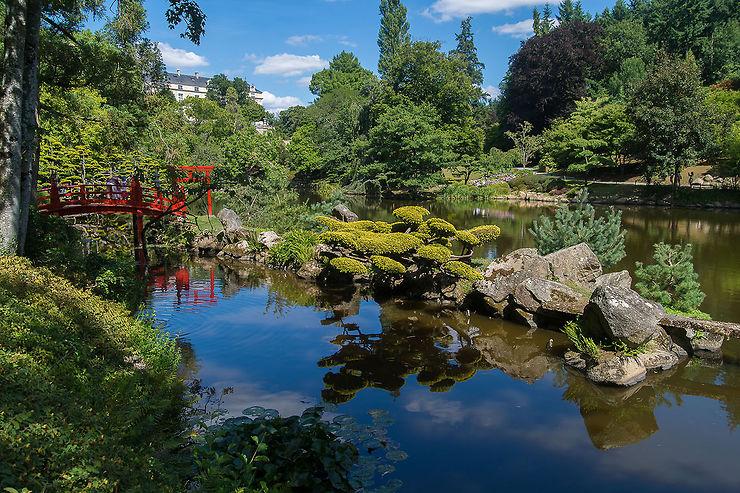 Les délicieux jardins de Maulévrier