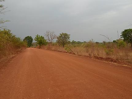 Route Salémata- Kédougou en passant par IBEL