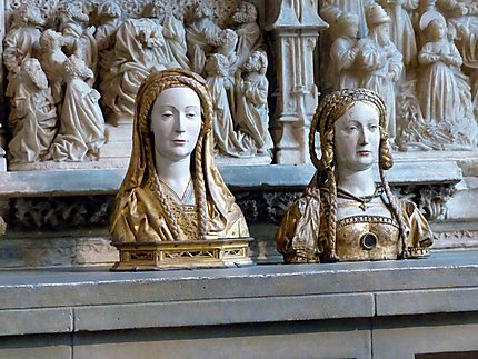 The Cloisters museum - Oeuvres d'art