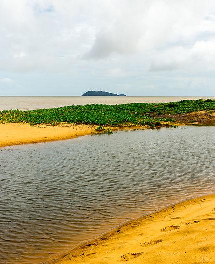 Îlot à Rémire-Montjoly, Cayenne