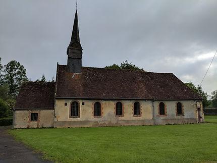 Eglise au petit matin