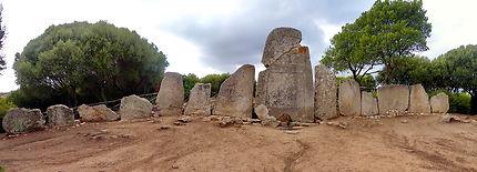 Dolmen de Li-Lolgi à Arzachena