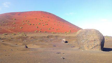Volcan à Fuerteventura