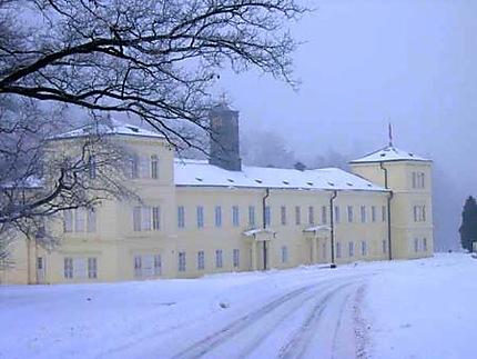 Château vers Marianské Lazné