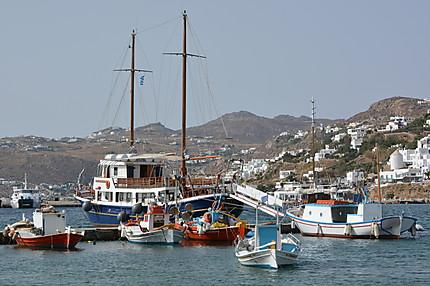 Jolie port de pêcheurs