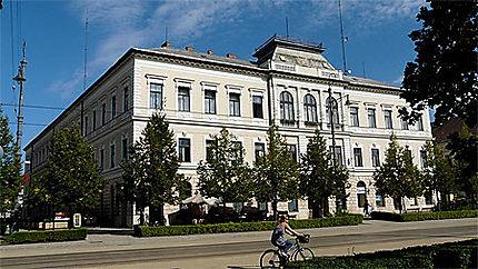 Debrecen l'ancienne mairie