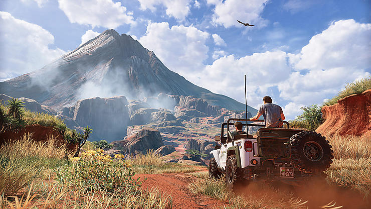 Madagascar via « Uncharted 4: A Thief's End »