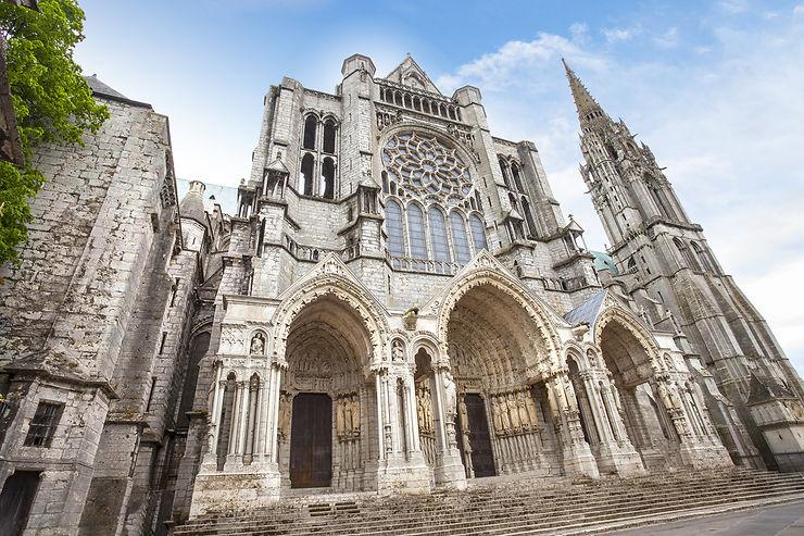 Chartres et sa cathédrale (Eure-et-Loir)