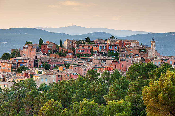 Le Luberon, la Provence en couleurs