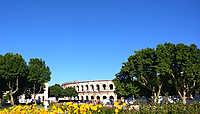Nîmes, romaine et moderne
