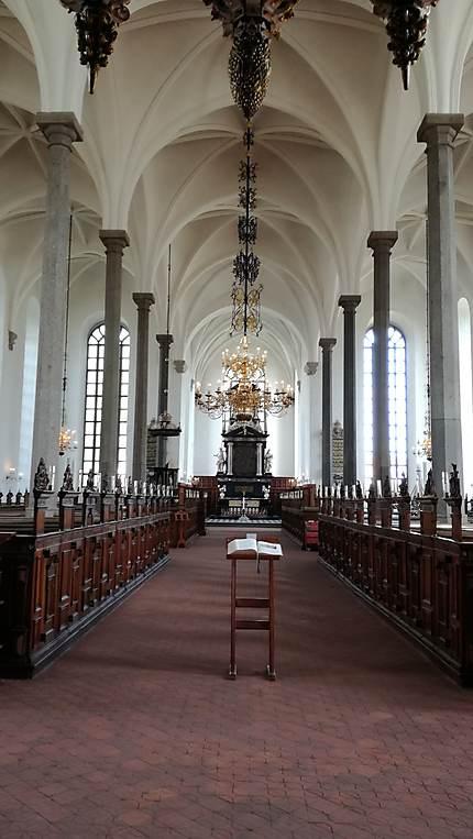 Eglise de la Saint Trinité de Kristianstad