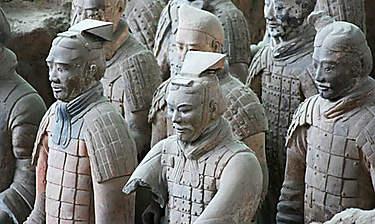 Armée enterrée du 1er empereur Qin