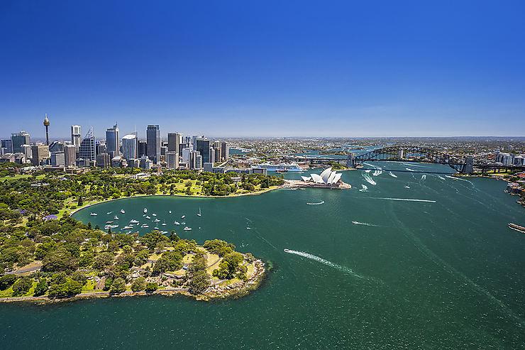 The Rocks, Circular Quay et l'Opéra : les emblèmes de Sydney