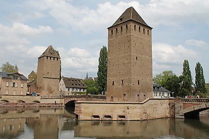 Pont couvert de Strasbourg