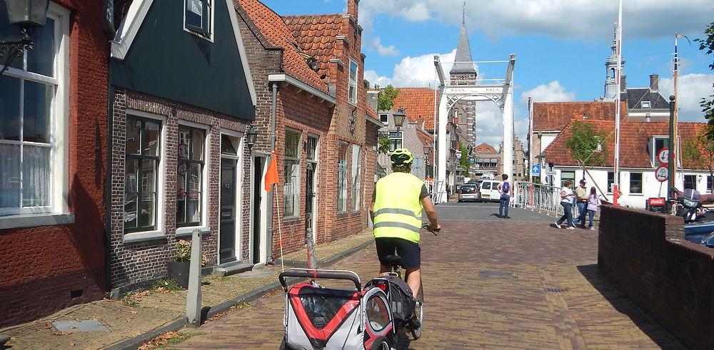 Cyclotourisme au Pays-Bas en famille, du 14 août au 22 août 2018