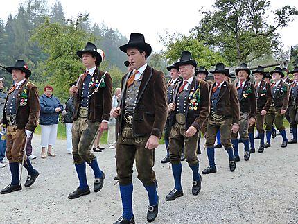 Fête de la Transhumance à Kramsach