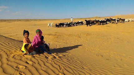 Nomades tunisiens