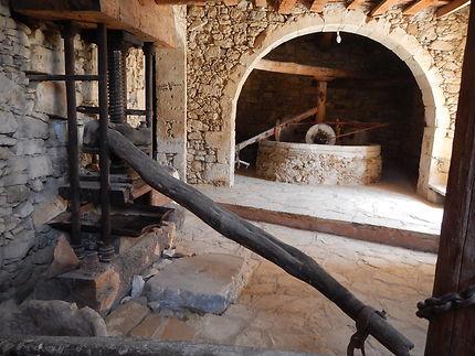 Ancienne fabrique d'huile d'olive