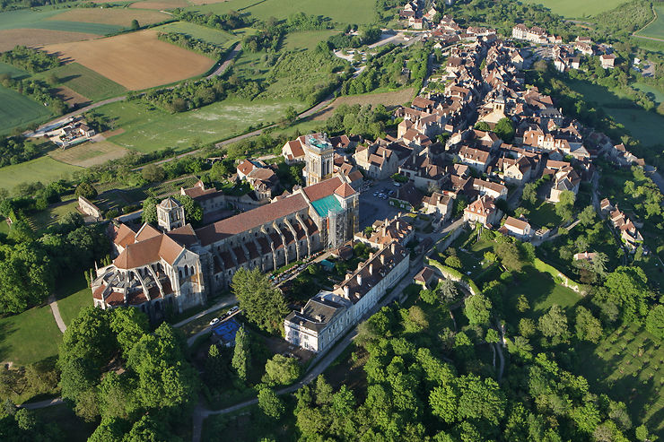 Vézelay, la colline éternelle, et le Morvan
