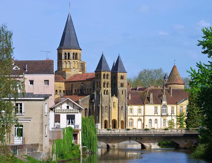 Paray-le-Monial, Cluny et le Morvan (Saône-et-Loire)
