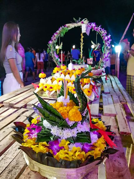 Loy Krathong 2020 Lamai Beach
