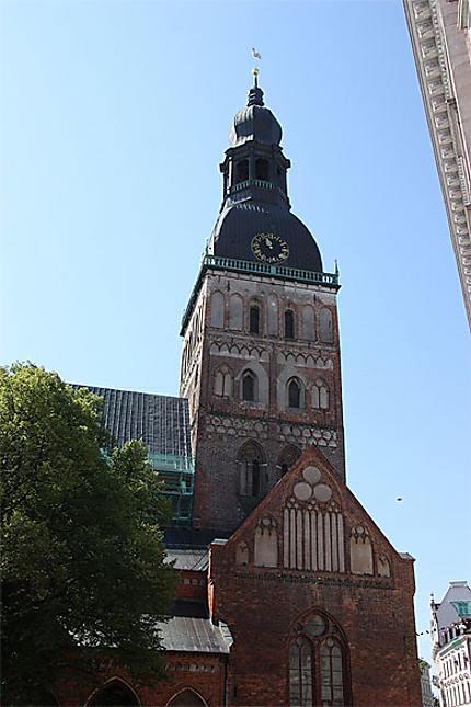 La Cathédrale de Riga