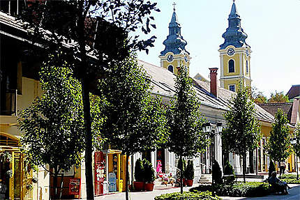 Debrecen l'Eglise Sainte Anne