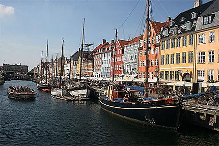 Nyhavn (Copenhague-Danemark)