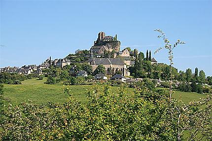 Le village de Turenne