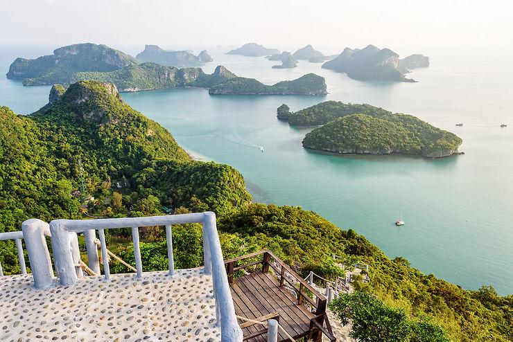Ko Angthong, l'archipel paradisiaque