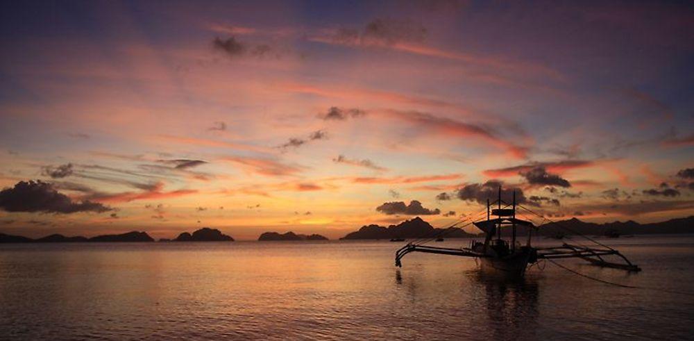 3 semaines de rêve aux Philippines (3/3) : Palawan ; El Nido vers Coron