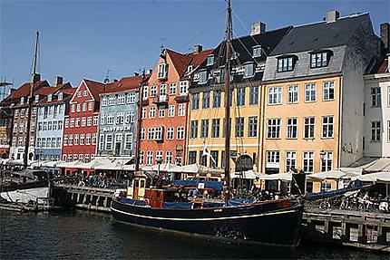 Nyhavn (ville de Copenhague)