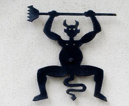 Le diablotin de l'impasse satan