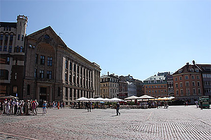 Place du Dôme