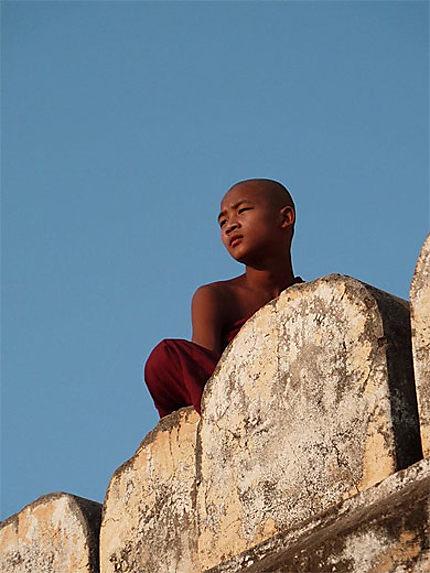 Moine - Bagan