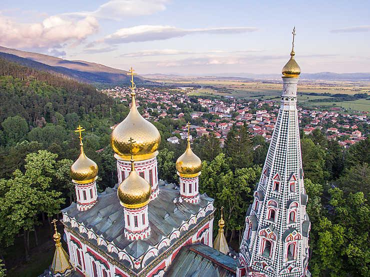 Bulgarie : de la Vallée des Roses au beau Danube bleu